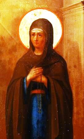 St Eudocia