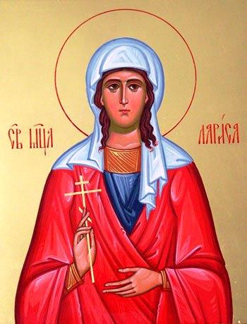 St Larisa